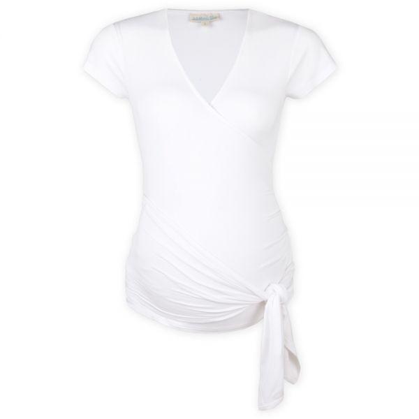 Camiseta Premamá Corta Elegant