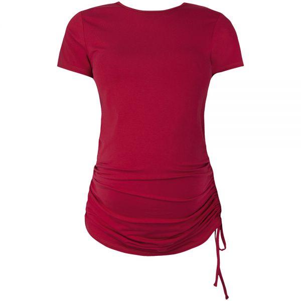 Camiseta Premamá Roja