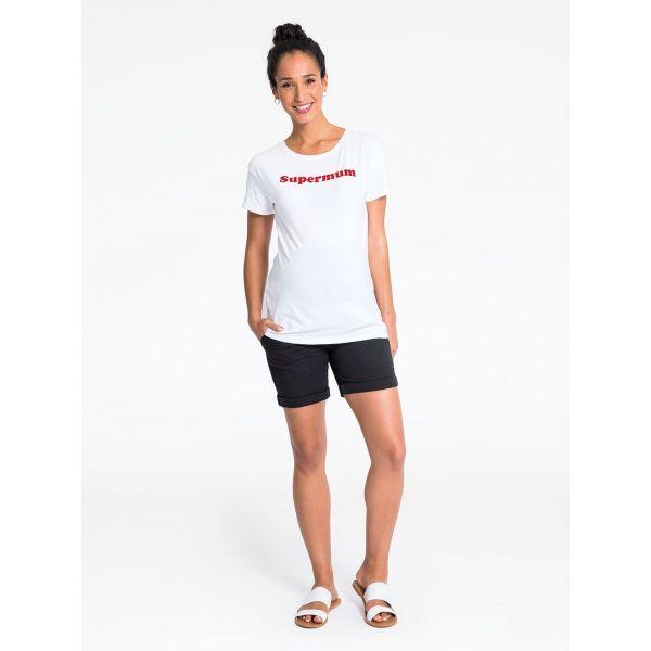 Camiseta Premamá Supermum