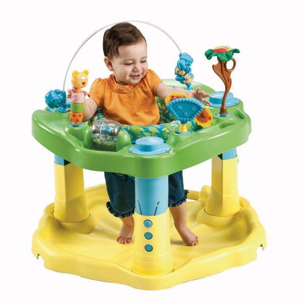 Centro de Actividades para Bebés Zoo de Evenflo