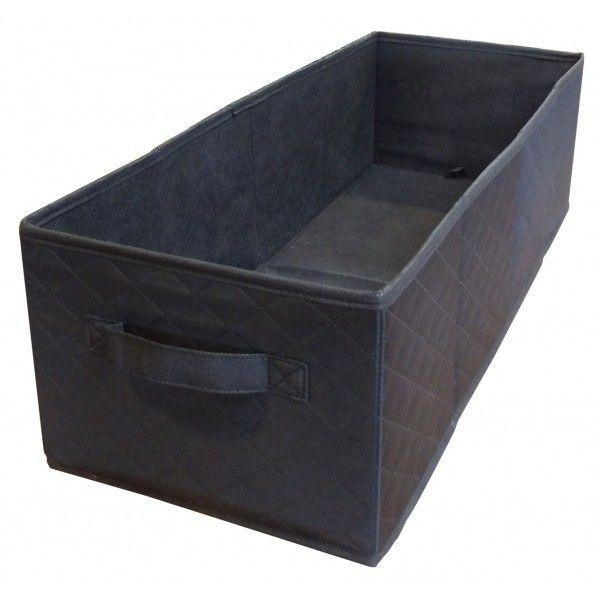 Cestas para Muebles de Baño - Color Negro