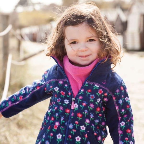 Chaqueta para Niños con Forro Polar