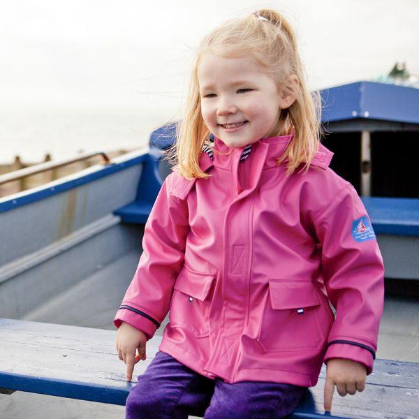 Chubasquero para bebés y niños Impermeable