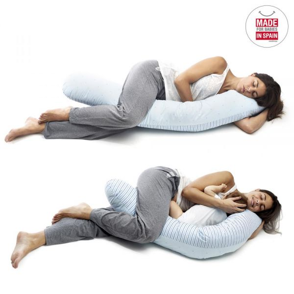 Cojín de Lactancia y Embarazo tipo Tubo