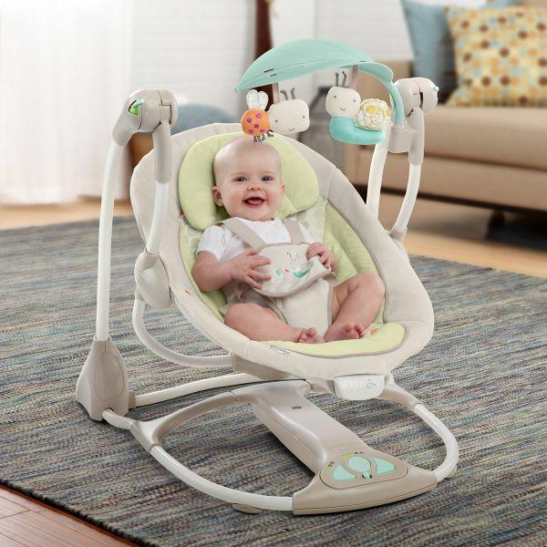 Columpio Portatil para Bebés Ingenuity Seneca