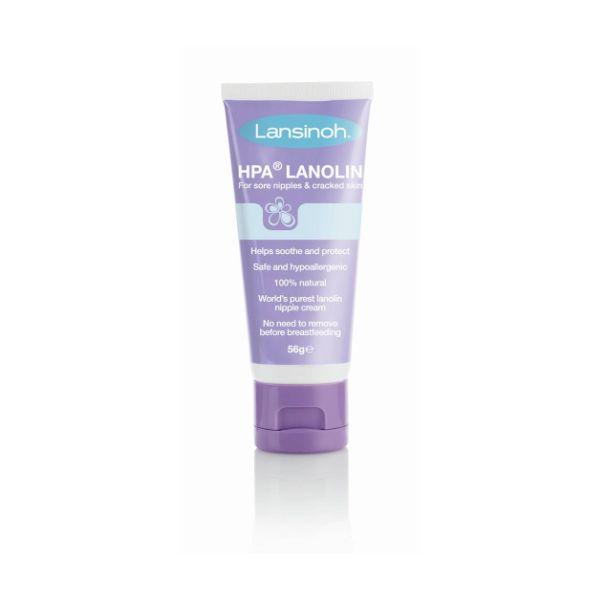 Crema de lanolina Lansinoh de 40g