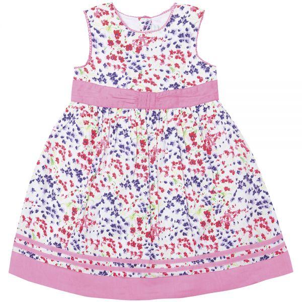 Vestido para Niña de Verano - Estampado Meadow