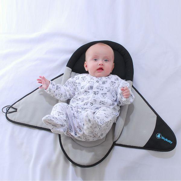 Colchón de Viaje para volar con Bebés - SkyBaby