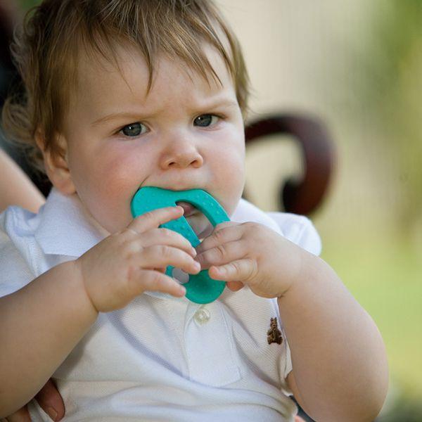 Mordedor para Bebés con Correa de la marca Kood-di Cochecito