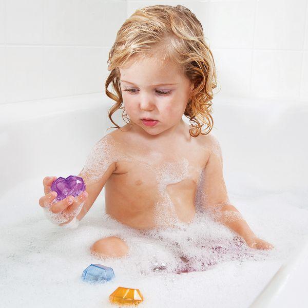 Juguete de baño Gemas Brillantes Marinas de Munchkin
