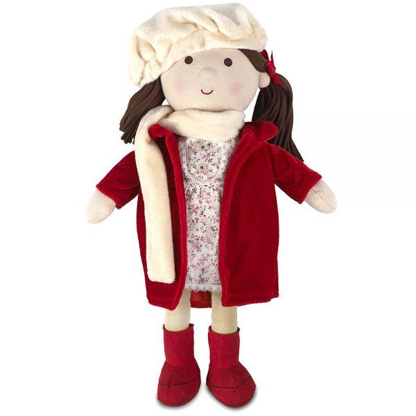 Muñeca de Trapo Holly de Silver Cross