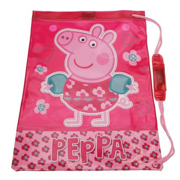 Bolsa de Piscina Impermeable de Peppa Pig