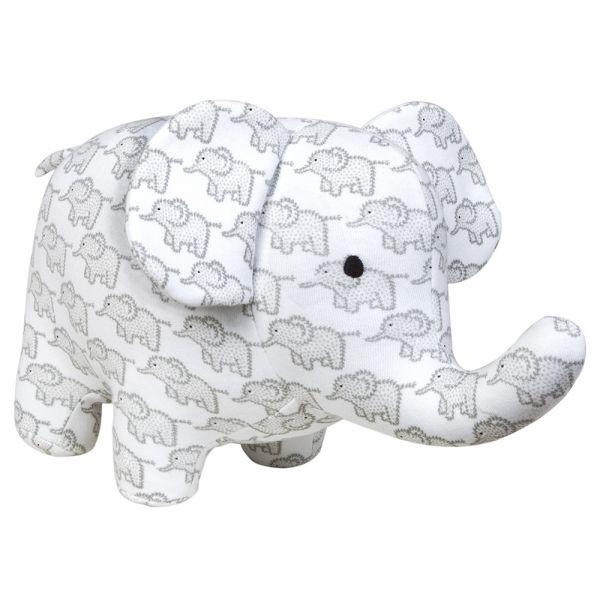 Elefante Gris de Peluche