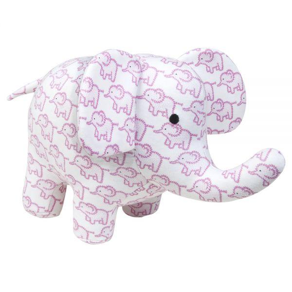 Elefante Rosa de Peluche