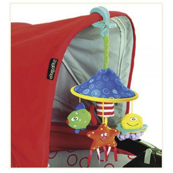 Carrusel Colgante para Cochecitos de Bebé