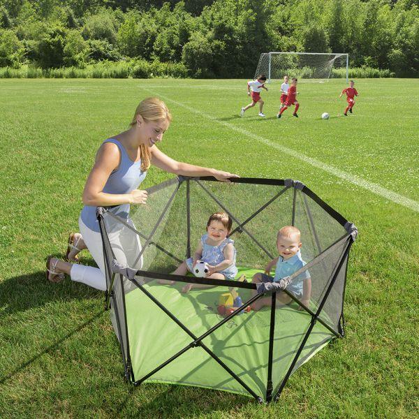 Parque Infantil de Viaje de Pop 'n Play de Summer Infant