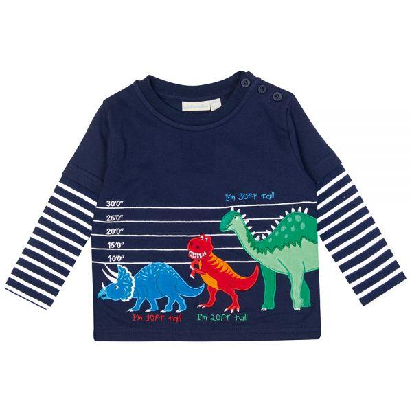 Camiseta Estampado Dinosaurios