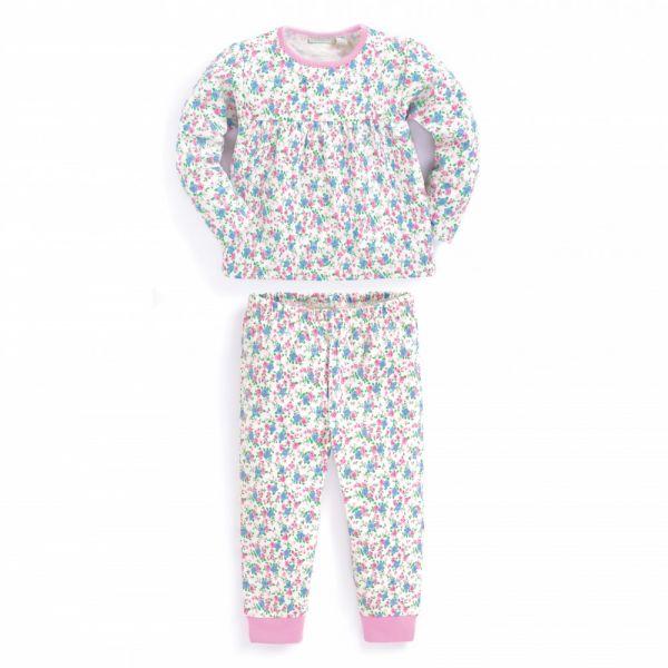 Pijama para Niña de Flores