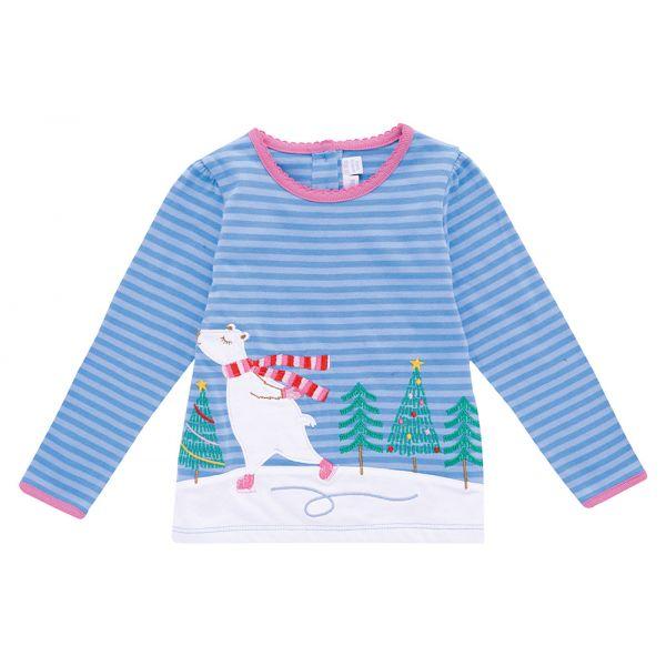 Camiseta de Niña - Oso Polar