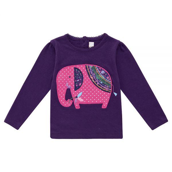Camiseta de Niña - Elefante