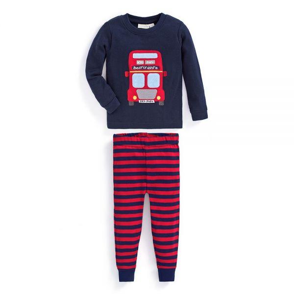 Pijama de Niño Autobús Londres