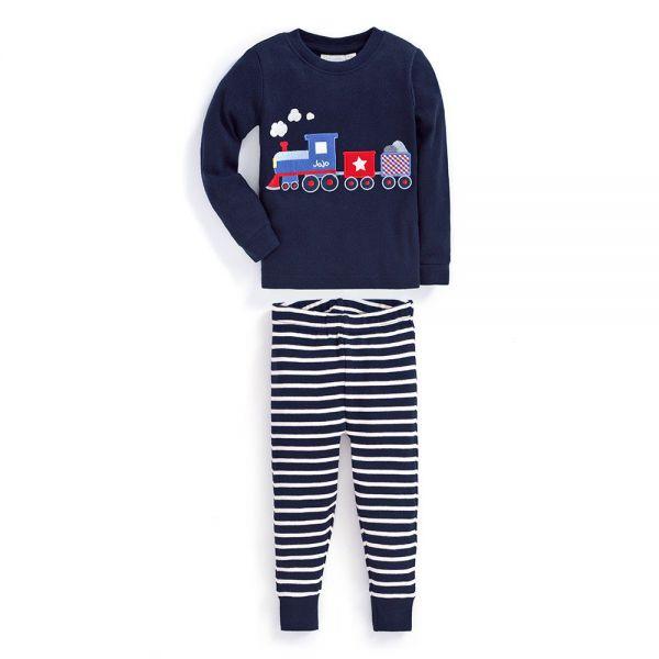 Pijama Estampado Tren