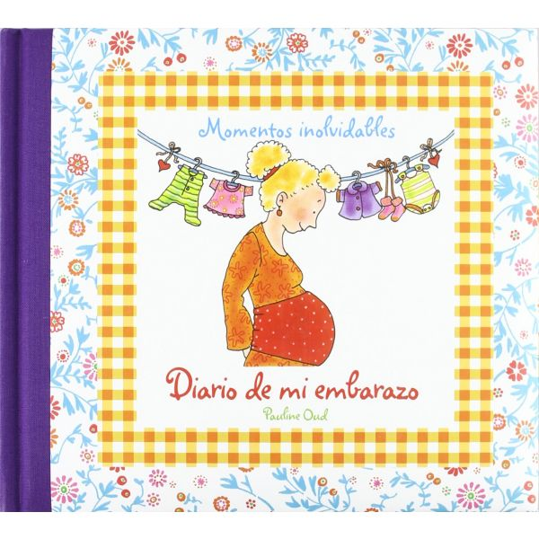 Diario de mi Embarazo de Pauline Oud