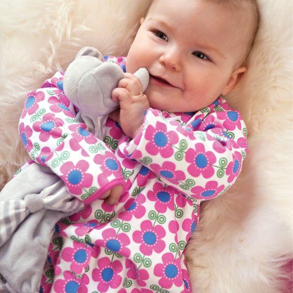 Doudou Elefante Gris para Bebés