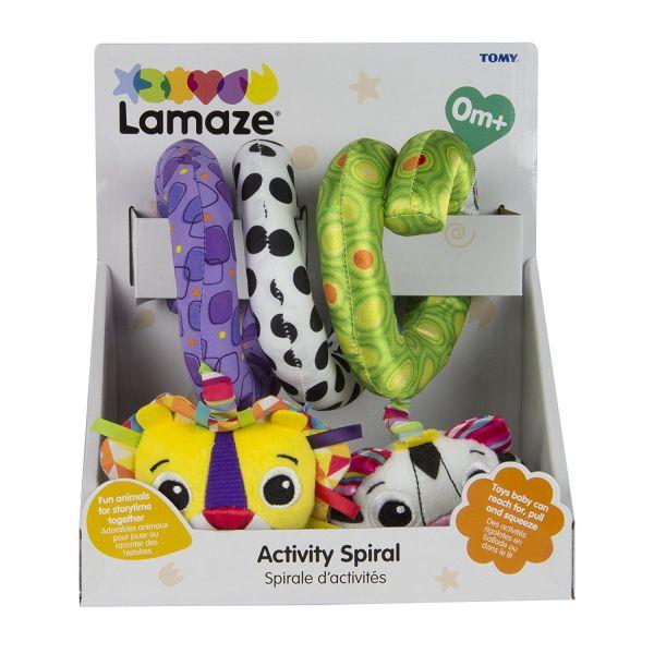 Espiral de Actividades - Lamaze