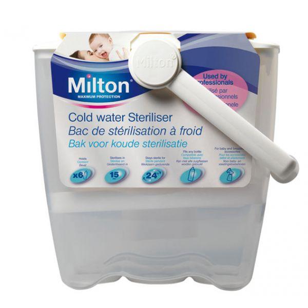 Esterilizador de Agua Fría Milton