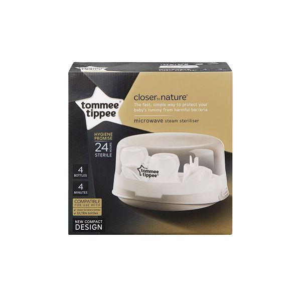 Esterilizador de vapor para microondas Tommee Tippee