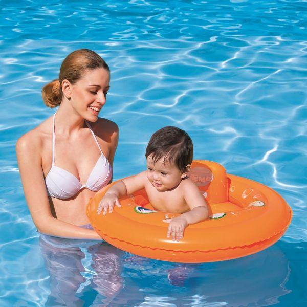 Flotador para Bebés buscando a Nemo