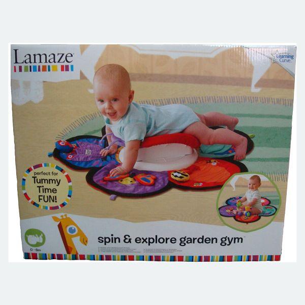 Gimnasio de Actividades Gira y Explora - Lamaze