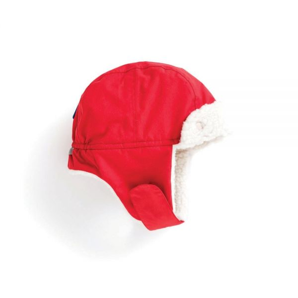 Gorro Impermeable rojo para Niños