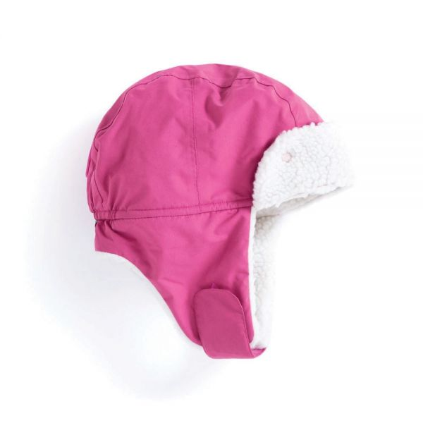 Gorro Impermeable rosa para Niños