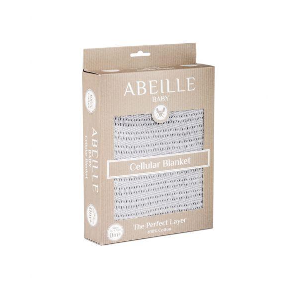 Arrullo a Ganchillo de la marca Abeille - color Gris