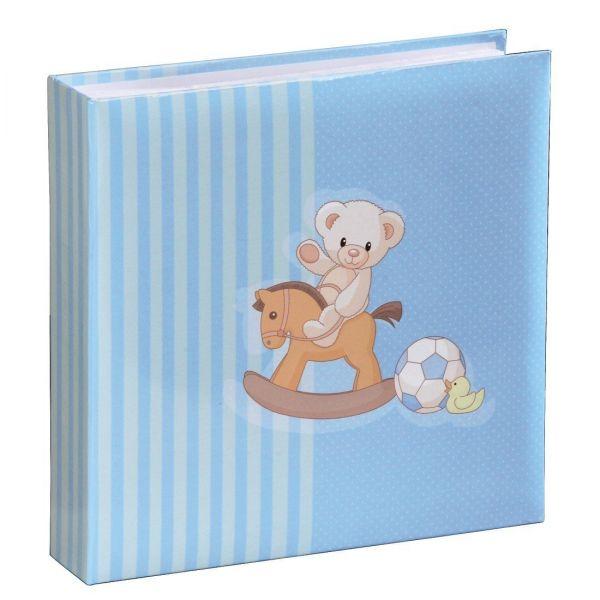 Álbum de Fotos Infantil Azul - 200 Fotos