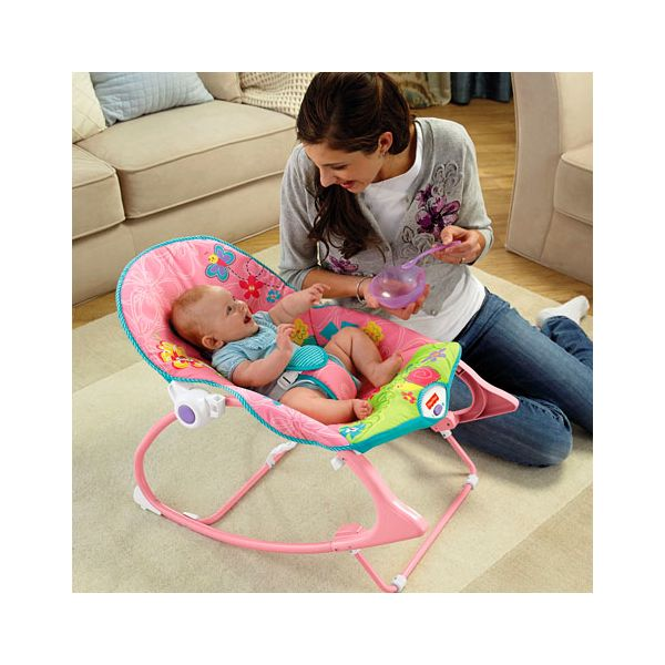 Hamaca para Bebés Discover and Grow de Fisher Price