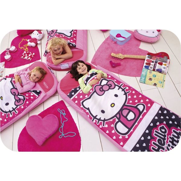 Cama Hinchable Infantil Hello Kitty de ReadyBed