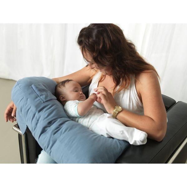 Cojín de Embarazo, Lactancia y Bebé de la marca ISI Buddy