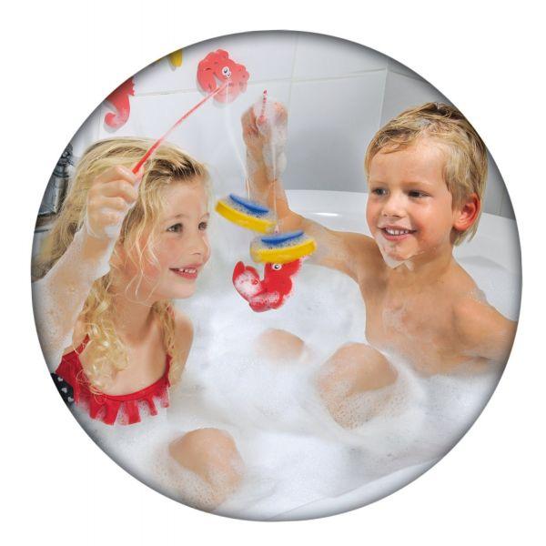 Juguete de Baño para Niños Juego de Pesca