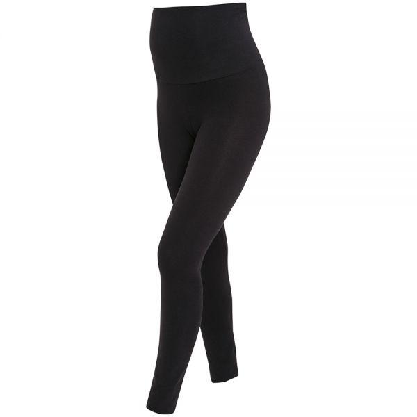 Leggings Premamá de color Negro Extra Elásticos