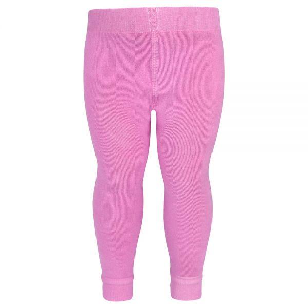 Leggins para niña con Forro Polar en Color Rosa
