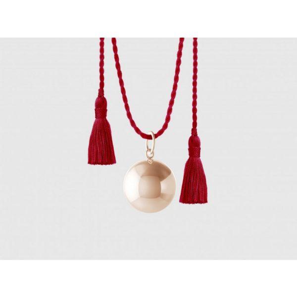 Collar de Embarazo Joy Oro Rosa - ILADO París