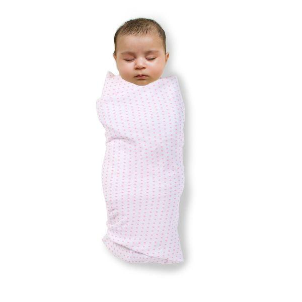 Lote de 3 Muselinas para Bebé Mariquita ExtraGrandes