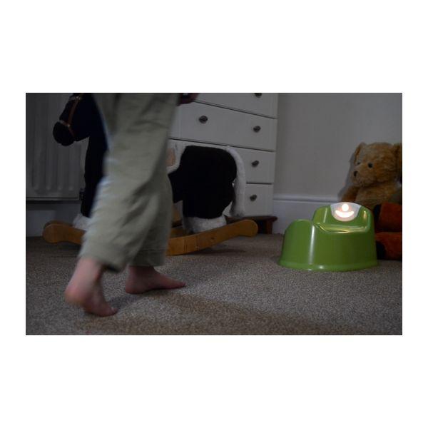 Orinal Infantil con Luz de LumiPotti