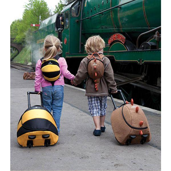 Maleta de Viaje Infantil LittleLife Dinosaurio