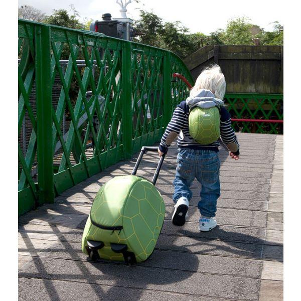 Maleta de Viaje Infantil LittleLife Tortuga