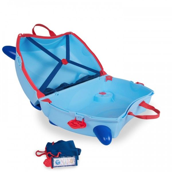 Maleta Trunki George Azul