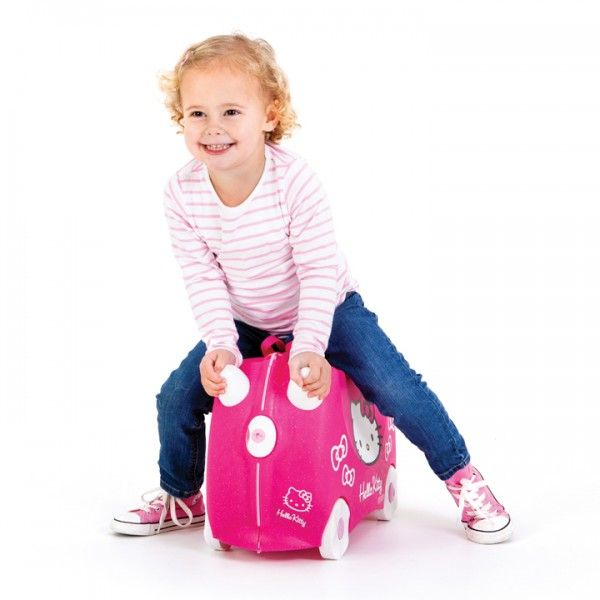 Maleta Trunki Hello Kitty